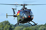 Bolkow BO-105 - RIAT 2015 (20290830765).jpg