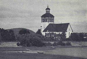 Bollnäs - Bollnäs church.