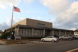 Holmes Countys domstolhus i Bonifay.