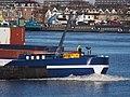 Bontekoe (ship, 2009) ENI 02331952 Calandkanaal pic1.JPG