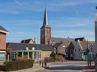 Born, Netherlands - Image: Born, de Rooms Katholieke Kerk Sint Martinus RM521968 foto 6 2015 03 08 13.49