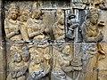 Borobudur - Divyavadana - 120 E (detail 1) (11705026474).jpg