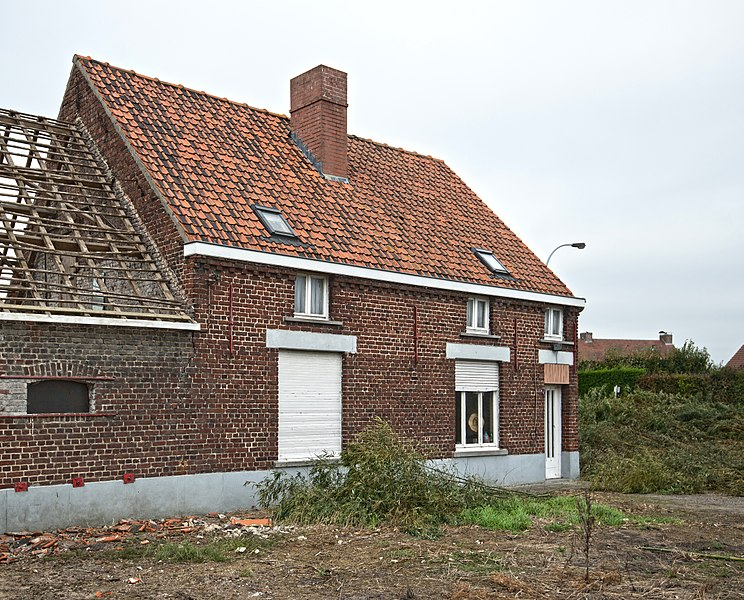 This is a photo of onroerend erfgoed number 87649