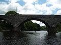 Boughrood, the bridge over the Wye - geograph.org.uk - 1365721.jpg