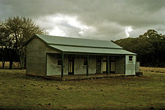 Bracken's Cottage im Coolah Tops National Park