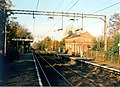 Bramhall station up platform - geograph.org.uk - 826638.jpg