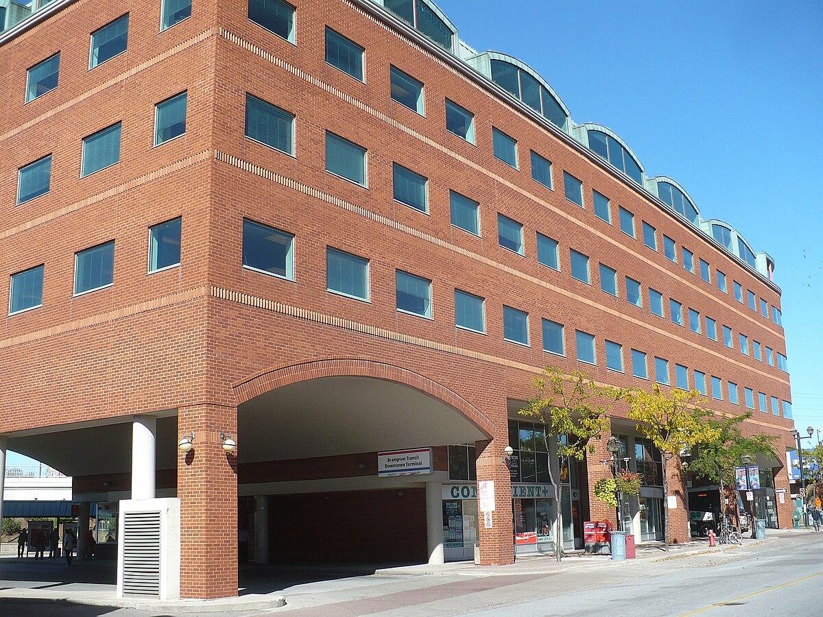 Direct Sales Canada >> Brampton Downtown Terminal - Wikipedia