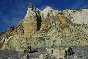 Branscombe - The Pinnacle on Branscombe Beach