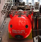 Breitling Orbiter 3 - Smithsonian Air and Space Museum - 2012-05-15 (7275641372).jpg