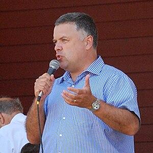 Brian Murphy (politician)