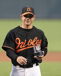 Brian Roberts (baseball) professional baseball player