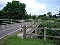 Bridge over the Alham - geograph.org.uk - 464876.jpg