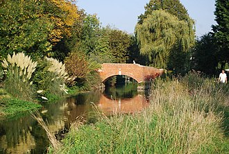 Fordwich - Bridge over the Stour