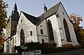 Brilon, Propsteikirche von der Derkeren Straße aus 2.JPG