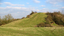 Brinklow castle mound.jpg