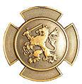 Bronzen Leeuw 1944 Rijksmunt nieuw voorzijde detail.jpg