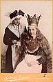Brud fra Hardanger og kone fra Sogn, 1904.jpg