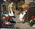 Bruegel il vecchio, proverbi fiamminghi, 1559, 10.JPG