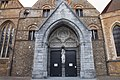 Brugge - Mariastraat - Onze Lieve Vrouwkerkhof Zuid - Ingang - 82359.jpg
