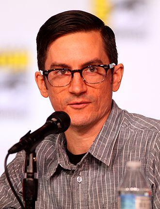 Bryan Konietzko - Konietzko at the 2012 San Diego Comic-Con International