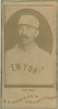 Buck Ewing, New York Giants, baseball card portrait LCCN2007683776.tif