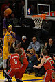 Bucks at Lakers 2013 10.jpg