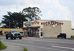 Bucksport is now a part of Eureka, California.