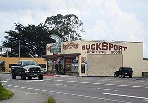 Bucksport, California - Bucksport is now a part of Eureka, California.