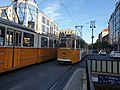 Budapest Trams 1341 and 1450 on 2019-08-01 18.33.22.jpg