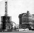 Buenos Aires - San Nicolás - Construcción del Obelisco.jpg