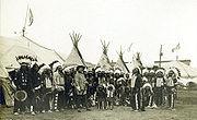Buffalo Bills Wild West Show, 1890