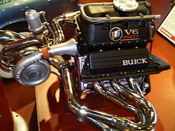 buick v engine buick 3300 indy cart usac turbo v6