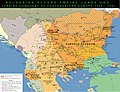Bulgarian second empire lands and the Turkish conquest 1345-1541.jpg
