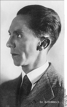 Joseph Goebbels Wikiquote