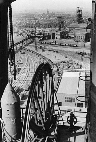 Zollverein Coal Mine Industrial Complex - Zollverein, 1949