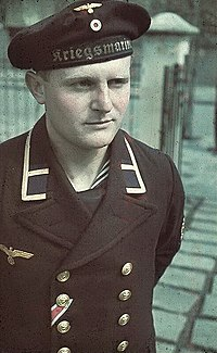 Bundesarchiv N 1603 Bild-036, Rumänien, Marine-Filmberichter Horst Grund