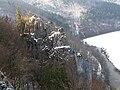 Burg Hahnenkamm, Ansicht aus südöstlicher Richtung.jpg