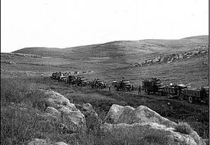 Burma Road (Israel) - Image: Burma Road II1948