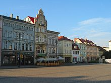 Η κεντρική πλατεία