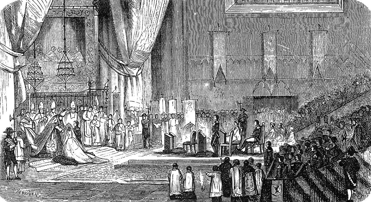 Filecérémonie De Mariage Du Futur Roi Léopold Ii De