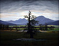 C. D. Friedrich - The Solitary Tree.jpg