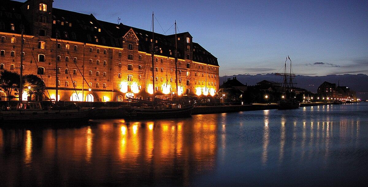 Copenhagen admiral hotel wikipedia den frie encyklop di for Hotel in kopenhagen