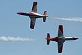 CASA C-101 Aviojet de la Patrulla Águila del Ejército del Aire de España (14542225898).jpg