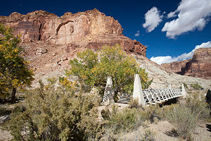 San Rafael Bridge (Utah) - The San Rafael Bridge
