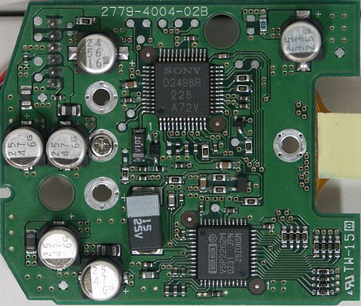 CCD PCB FRONT
