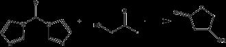 Carbonyldiimidazole - Tetronic acid formation