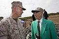 CMC and SMMC at Iwo Jima 150321-M-SA716-281.jpg