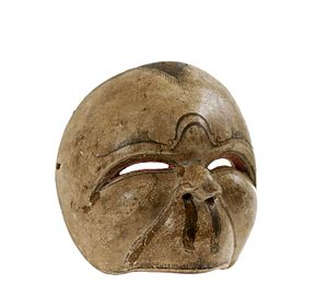 Semar - Mask of Semar for traditional Javanese theater performance.