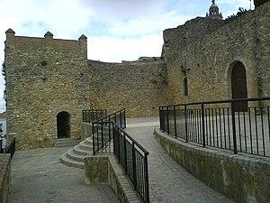 Medina-Sidonia - Image: Caballerizas Duque