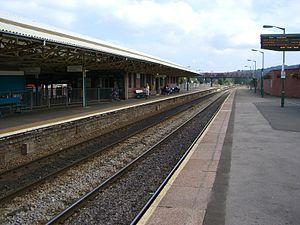 Caerphilly railway station - Caerphilly railway station
